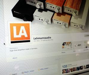 Lehmannaudio in social networks
