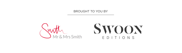 A collaboration with Mr & Mrs Smith