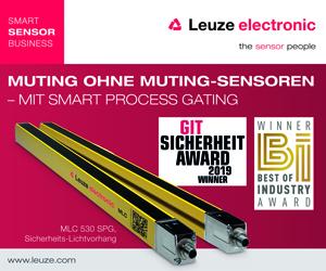 Leuze Smart Sensor Business