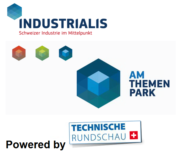 INDUSTRIALIS - Schweizer Industrie im Mittelpunkt