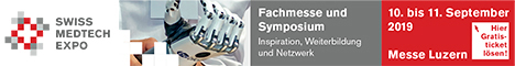 Swiss Medtech Expo 2019