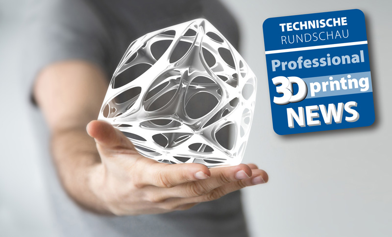 TR 3D-Printing NEWS