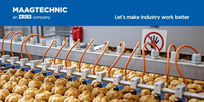 Maagtechnic - Unsere Lösungen für die Lebensmittelindustrie