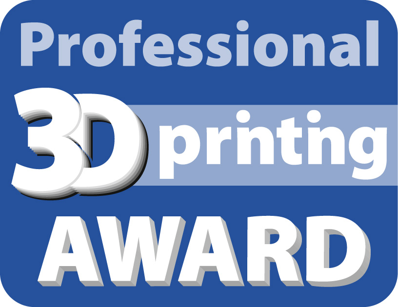 Professional 3D-Printing-Award