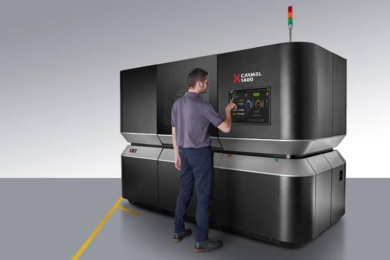 Das additive Fertigungssystem XJet Carmel 1400. (Bild: XJet)