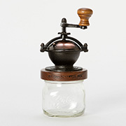 Ball Jar Coffee Mill