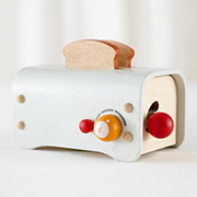 Kid's Wooden Toaster