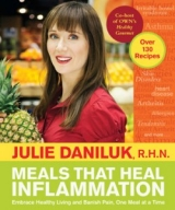 Julie Daniluk, TV Host and Nutritionist, hosts Healthy Gourmet (OWN: the Oprah Winfrey Network) and is a health expert for the Marilyn Dennis Show (CTV).