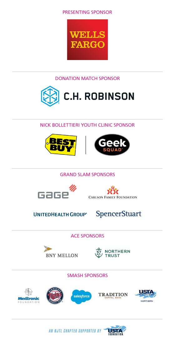 ICT Gala Sponsors