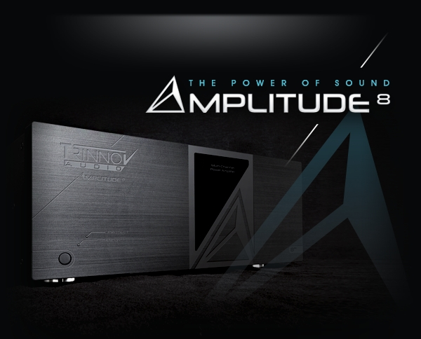 Trinnov Amplitude power amp
