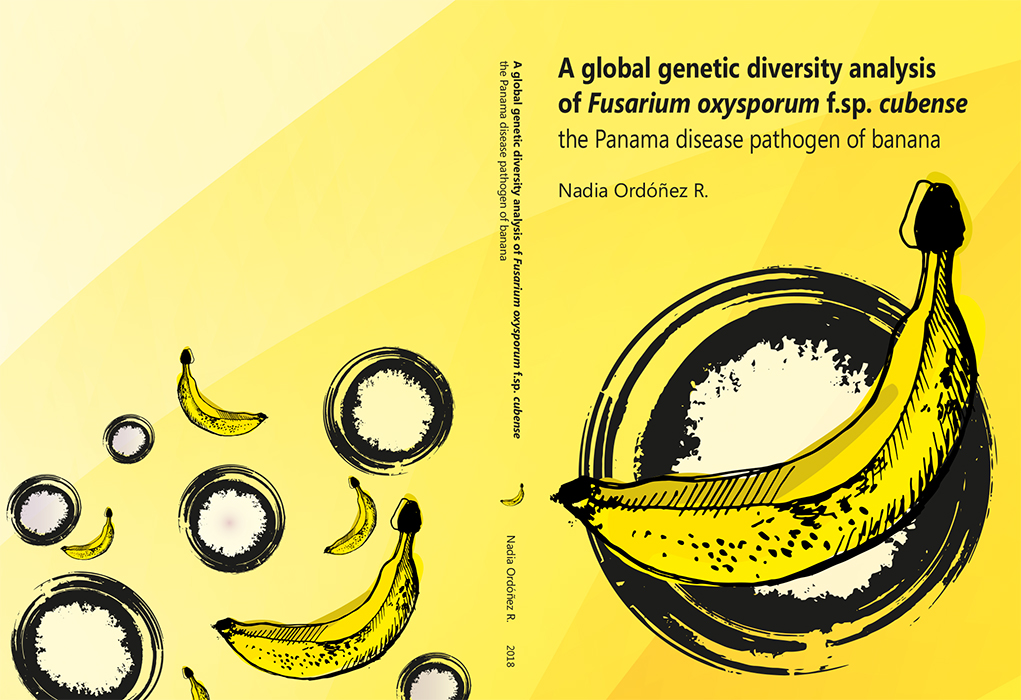 PhD defence on insights into the global genetic diversity of Fusarium