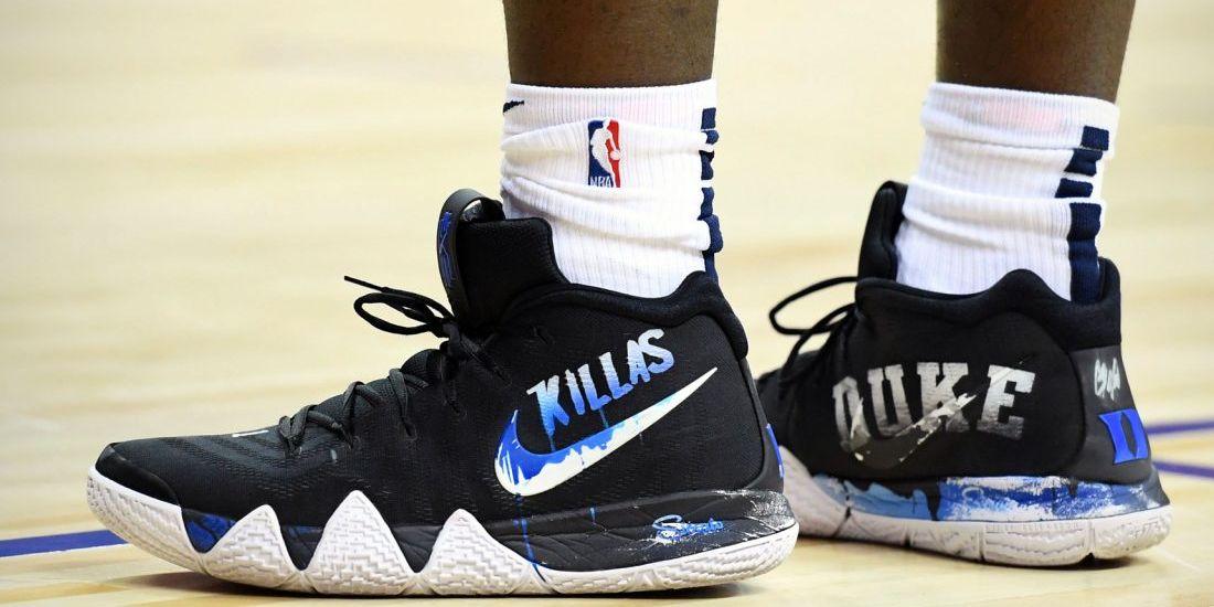Nike's tax bill