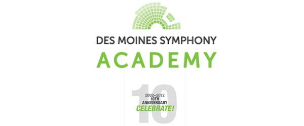 Des Moines Symphony Academy