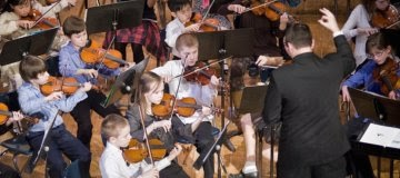 DES MOINES SYMPHONY YOUTH ORCHESTRAS FALL AUDITIONS