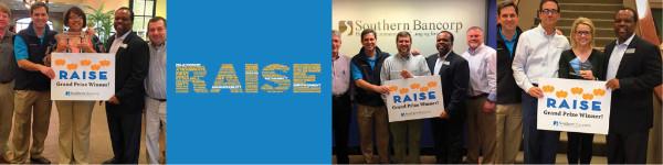 R.A.I.S.E. Grand Prize Winners