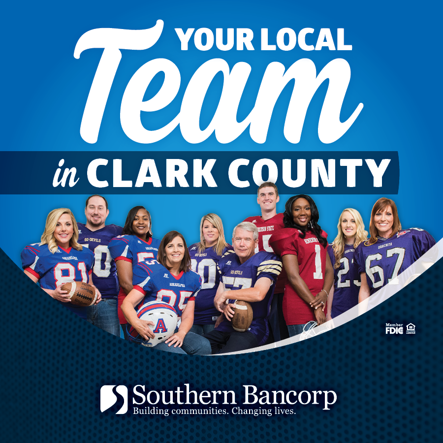 Your local Southern Bancorp Team in Clark County