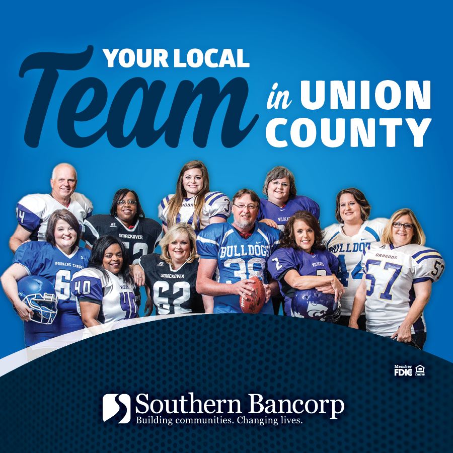 Your local Southern Bancorp team in Union County