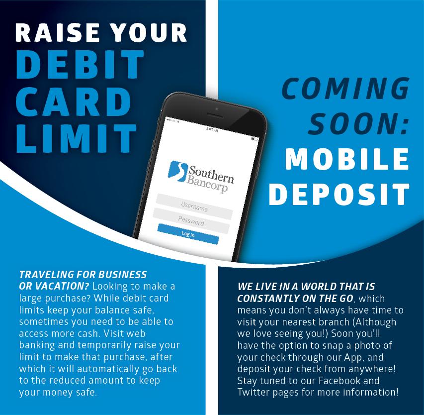 raise your debit card limit