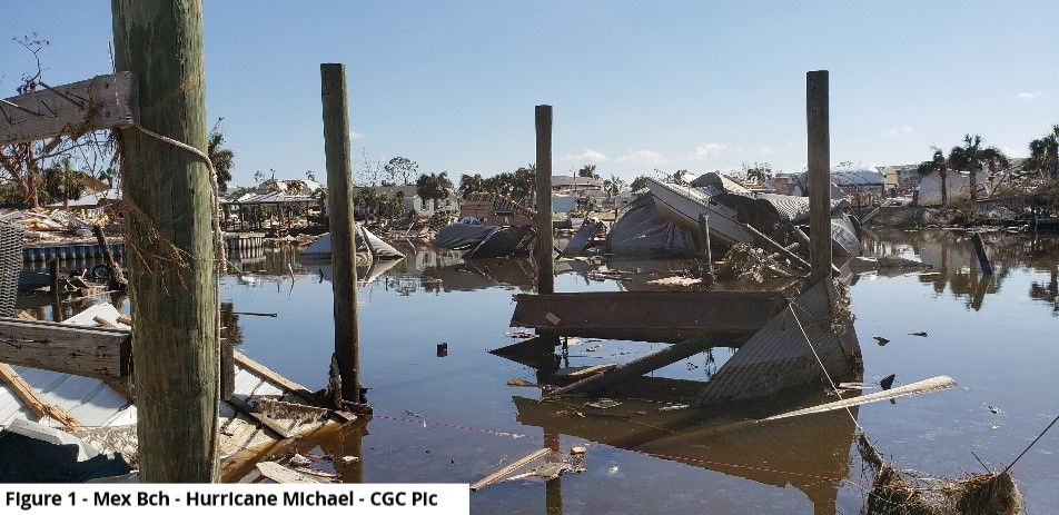 Mexico Beach - Hurricane Michael