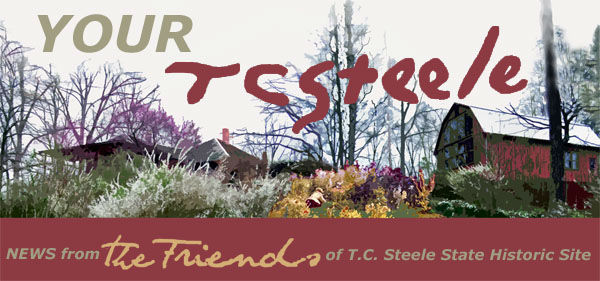 News from The Friends of T.C. Steele State Historic Site