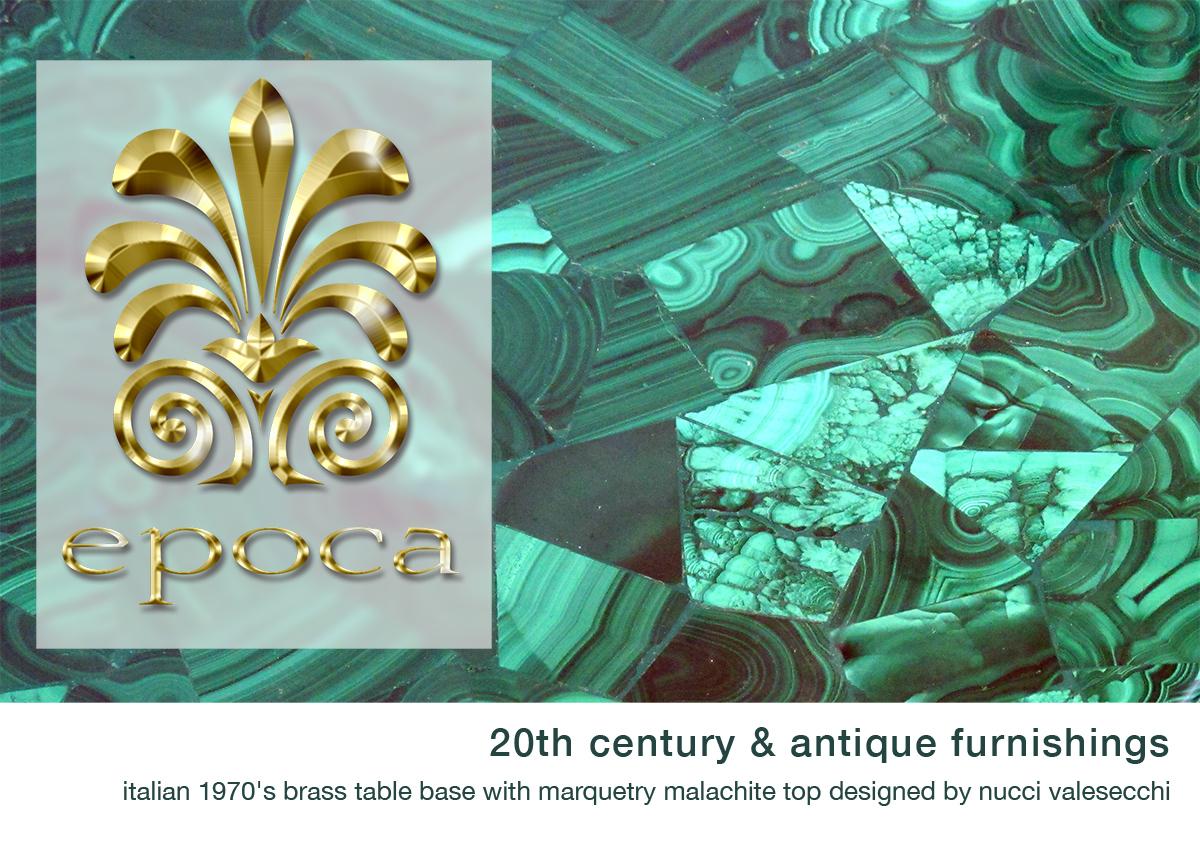 epoca 20th century & antique furnishings