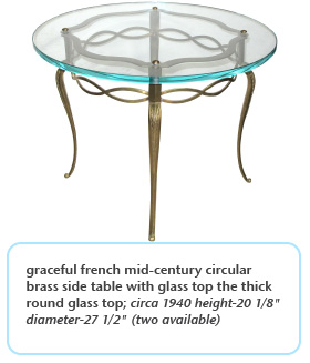 """a large-scaled french napoleon iii style carved giltwood ropetwist stool; after the design by a.m.e. fournier circa 1950 height-21"""" diameter-26"""""""