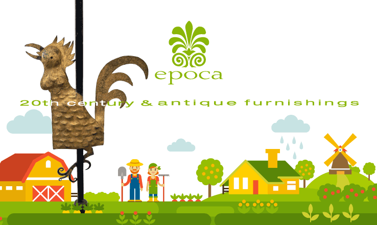 epoca 20th century & antique furnishings