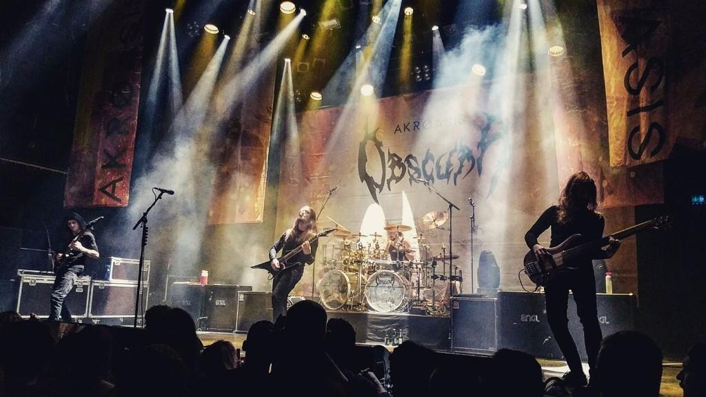 Obscura Live 2016