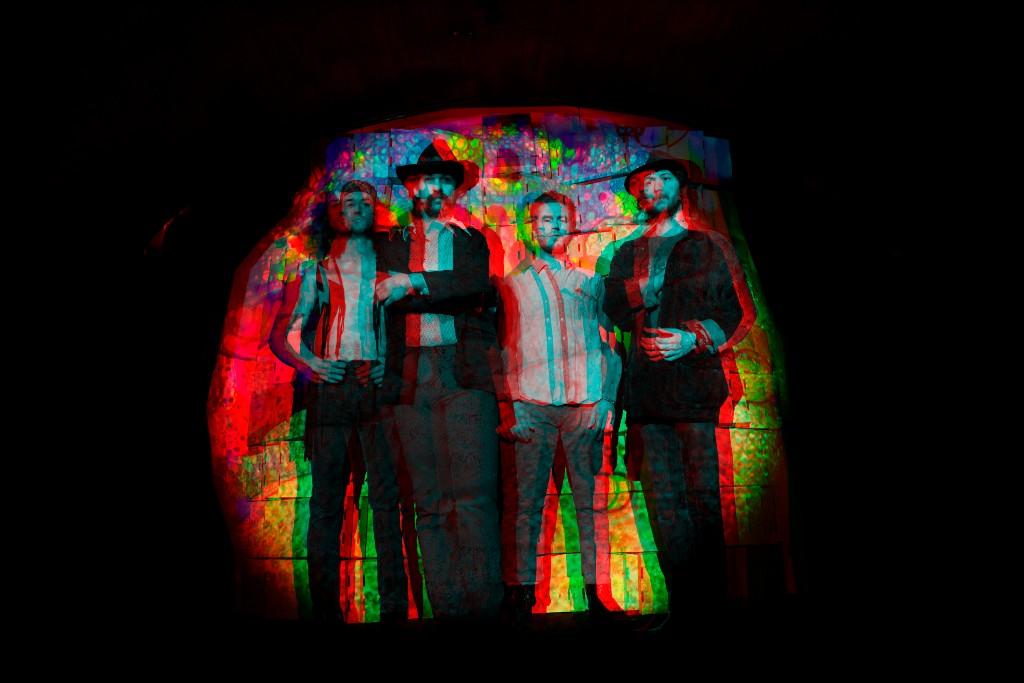 Ecstatic Vision Band Pic