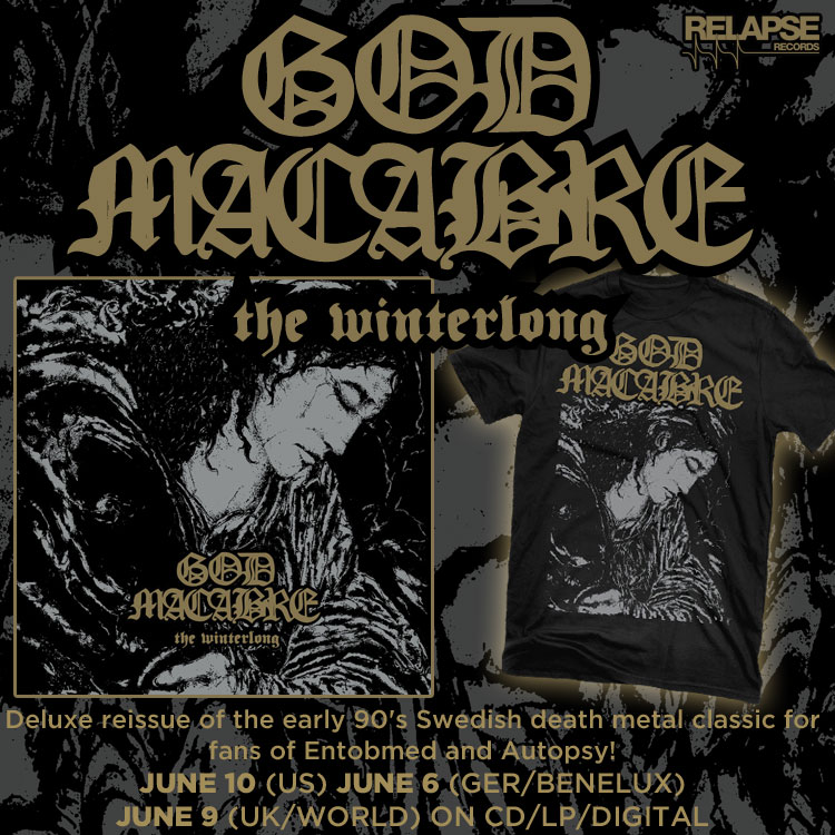 God Macabre: The Winterlong to See Deluxe Reissue