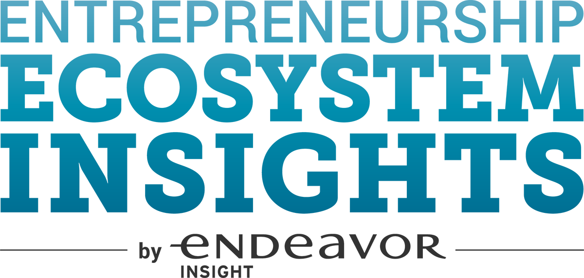 Entrepreneurship Ecosystem Insights by Endeavor Insight