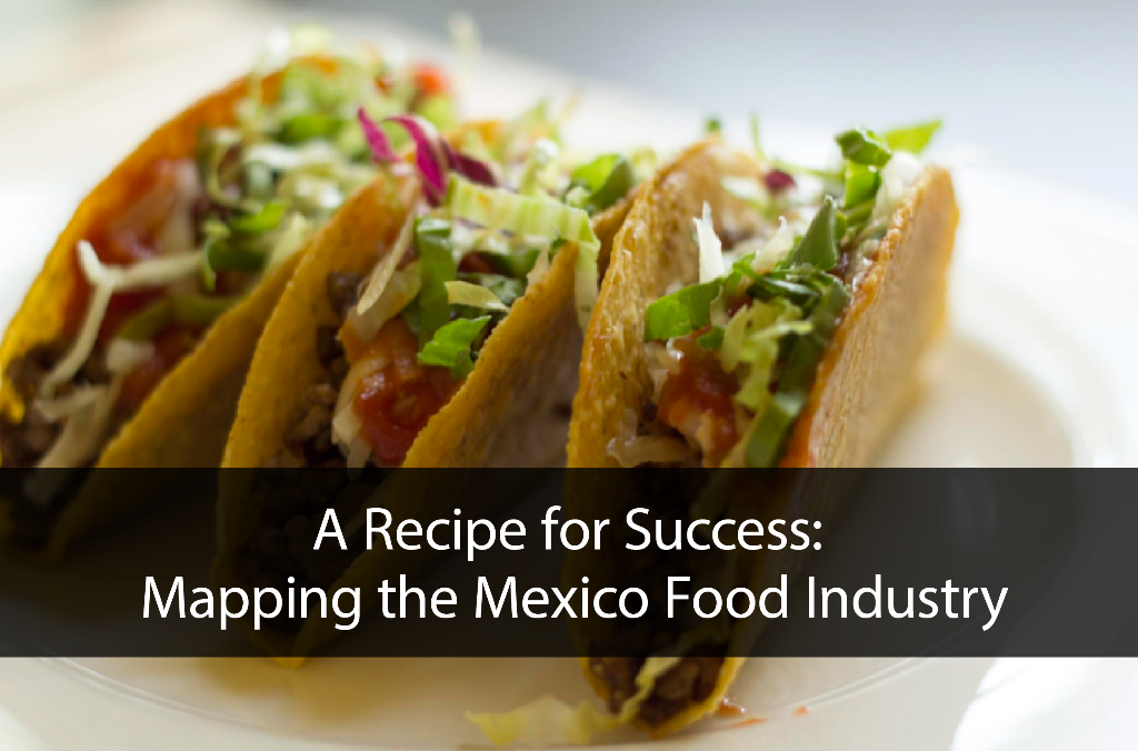 A Recipe for Success: Mapping the Mexico Food Industry
