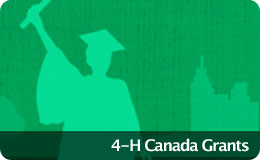 4-H Canada Grants