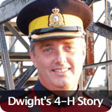 Dwight's 4-H Story