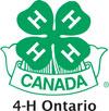 4-H Ontario logo
