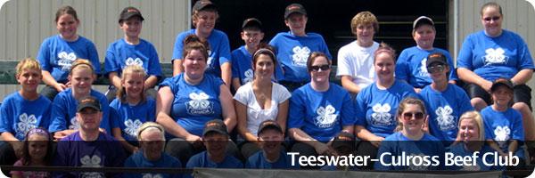 Teeswater-Culross Beef Club