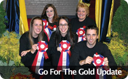 2012 Go For The Gold Information