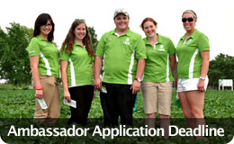 Ambassador Applications