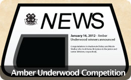 Amber Underwood Memorial News Competition