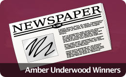 Amber Underwood Winners