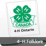 4-H Folklore