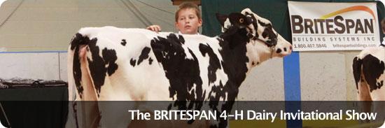 BRITESPAN 4-H Dairy Invitational