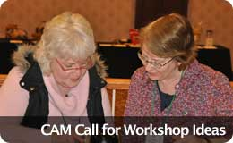 CAM Call for Workshop Ideas