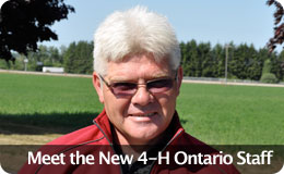 Meet the 4-H Ontario Staff
