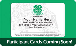 Participant Cards Coming Soon!