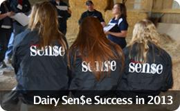 Dairy Sense 2013