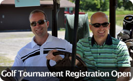 Golf Registration Now Open