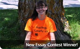 GROWMARK/4-H Essay Contest Winner
