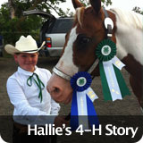 A Fantastic First Year with 4-H