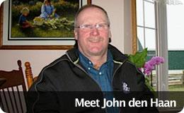 Meet John den Haan